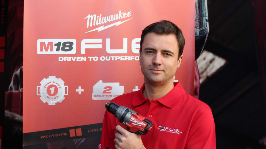 Milwaukee introducerer en ny standard på markedet – Milwaukee FUEL™