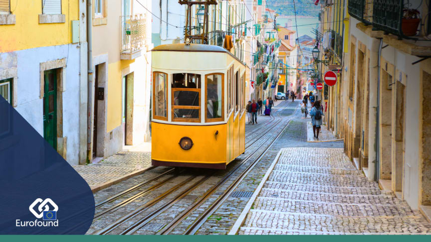 To mark the Portuguese national day, we share our recent research findings on living and working conditions in Portugal.