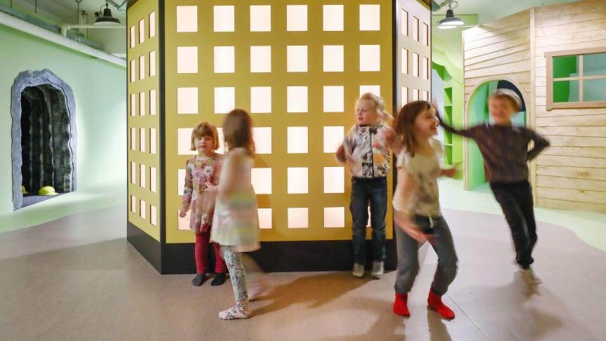 Lilla Arbetets öppnar till höstlovet 28 oktober. Foto: Peter Holgersson