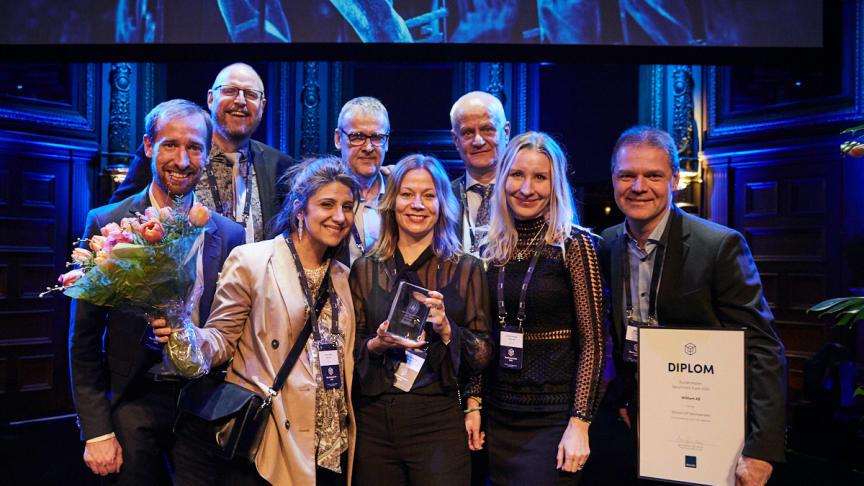 I år var det tredje gången som Willhem tilldelades priset Kundkristallen.