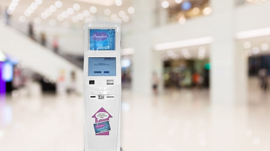 Presend And Cbscity Extend Partnership To Gift Card Kiosks Presend Nordic Ab