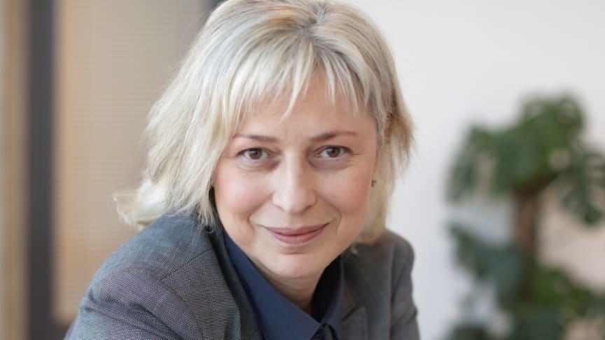 Lidia I. Myhre, generalsekretær i Norske Naturterapeuters Hovedorganisasjon (NNH)