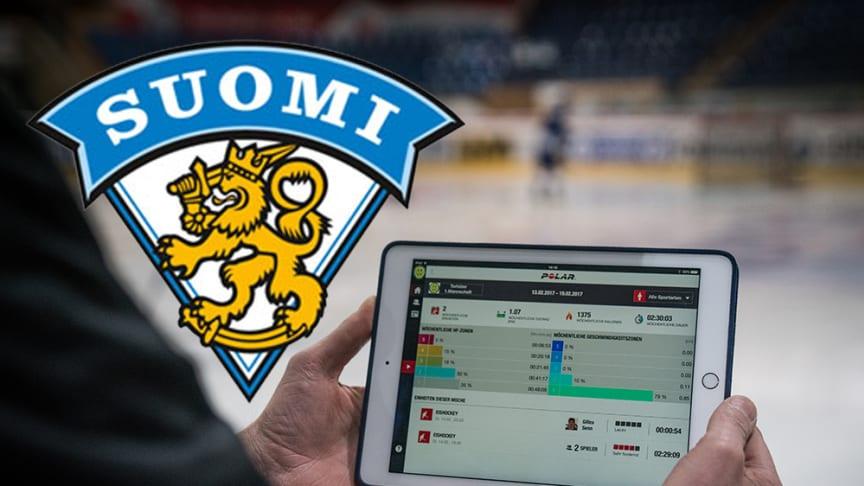 Polar ja Suomen Jääkiekkoliitto yhteistyöhön