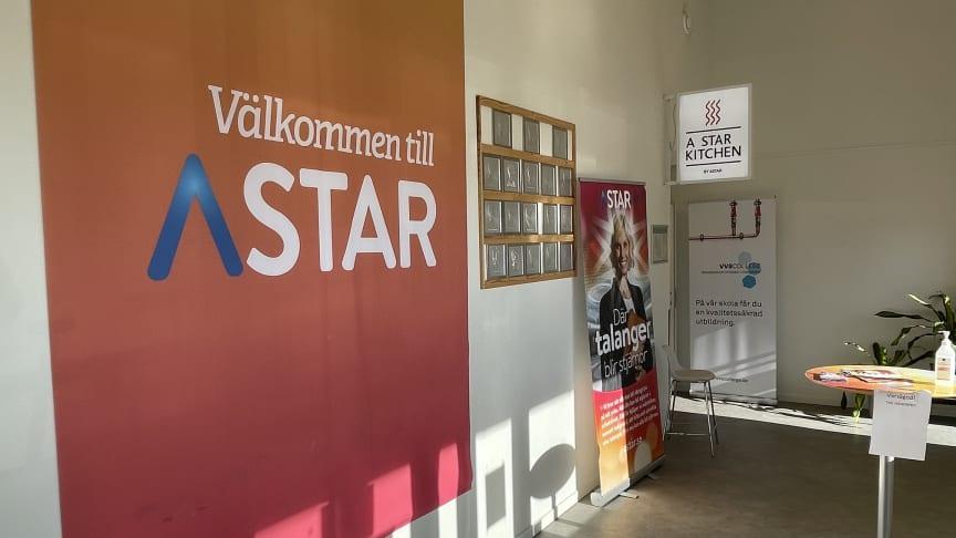 Astar får förnyat förtroende som kommunal vuxenutbildare i Umeå och Skellefteå.
