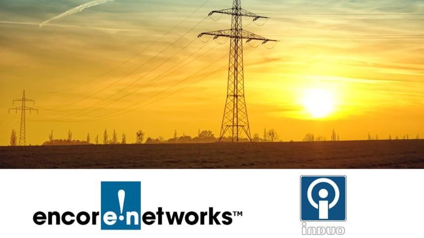 Induo i distributionsavtal med Encore Networks