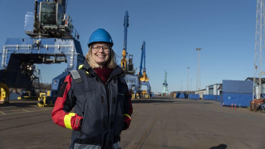 Regeringens stöd upprätthåller sjöfarten