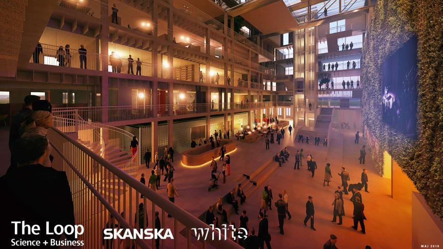 Science Village Scandinavia AB säljer fler byggrätter till Skanska