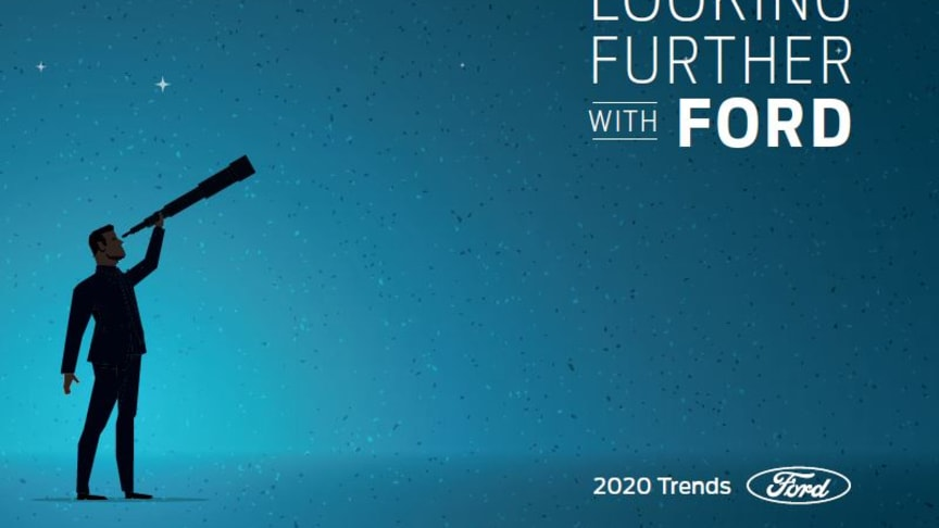 Fords trendrapport 2020: Udbredt ensomhed og mindre tillid