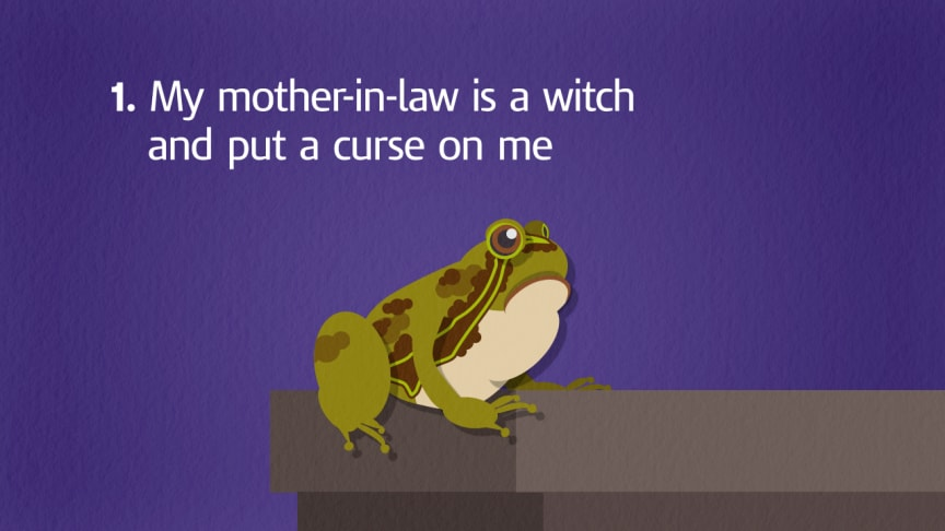 From witches to family holidays, weird and wonderful Self Assessment excuses and expenses