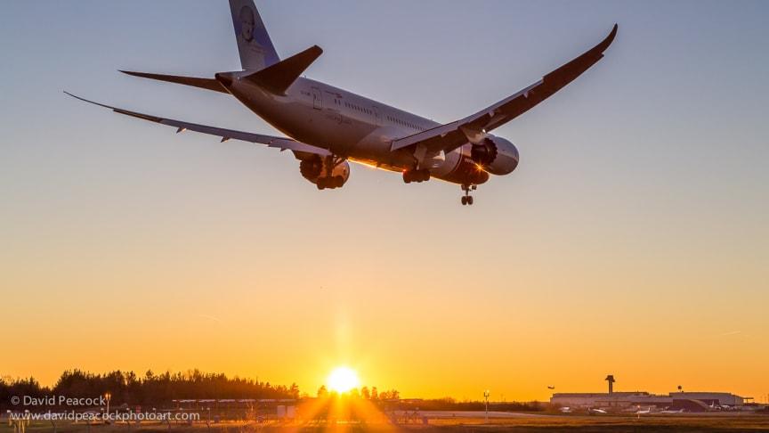 Norwegian bestiller to nye og større Dreamlinere