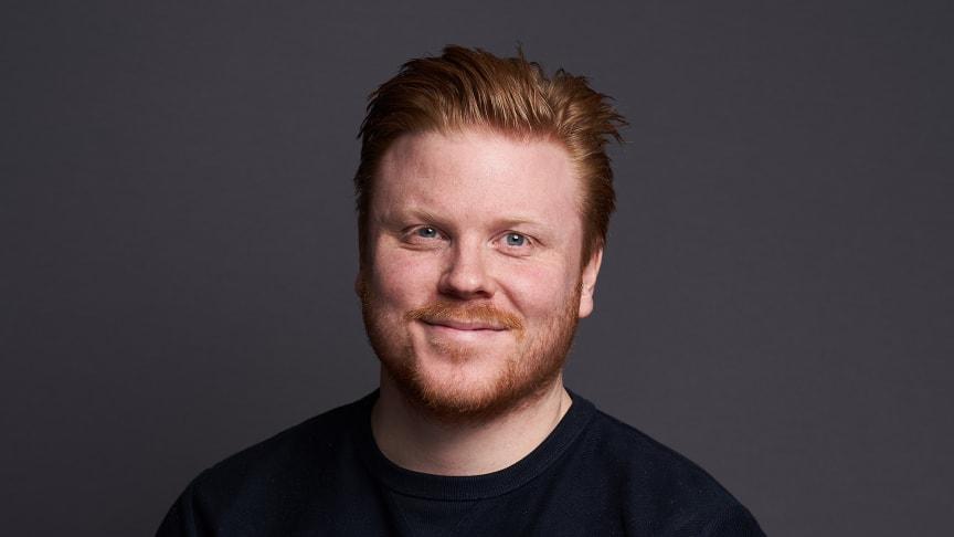 Martin Sturelind, Digital Affärsutvecklingskonsult på Naes & Friends