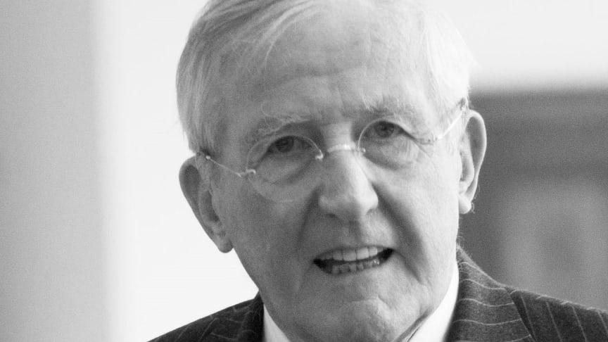 Louisenlund trauert um Altschüler Hermann-Hinrich Reemtsma