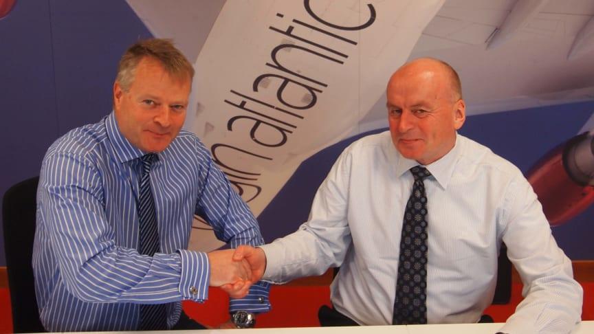 Norwegian og Virgin Atlantic med Dreamliner-samarbeid