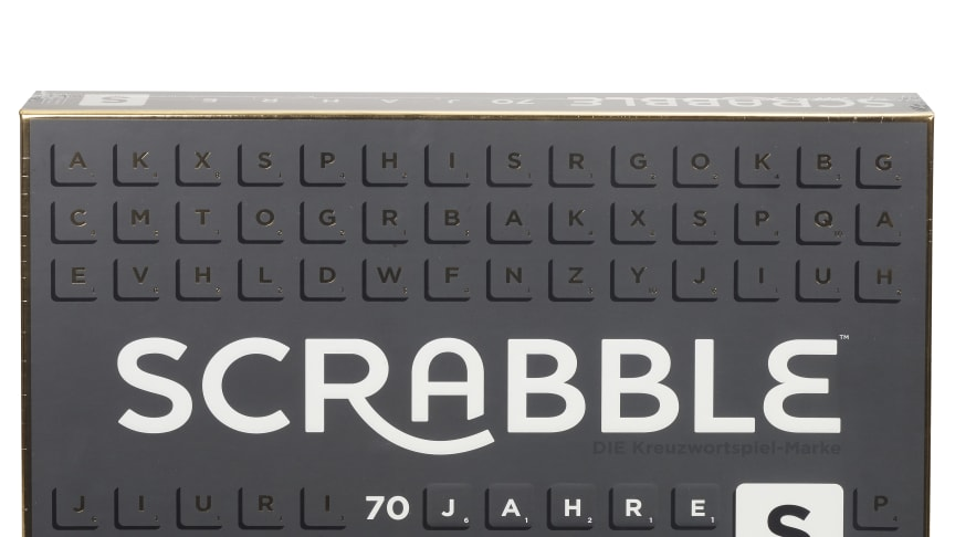 Scrabble 70 Jahre Jubiläumsedition-Front