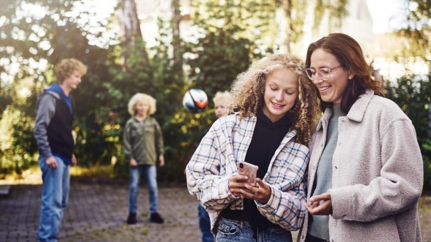 Telia med trygghetsforsikringen Nettslett i alle mobilabonnement