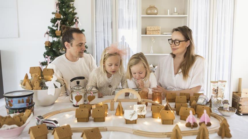 – Engagemanget från både konsumenter och handel var fantastiskt när vi lanserade GILLE Mini Pepparkakshus förra året, berättar Camilla Tuvesson, Marketing Manager på Continental Bakeries North Europe AB i Åsljunga.