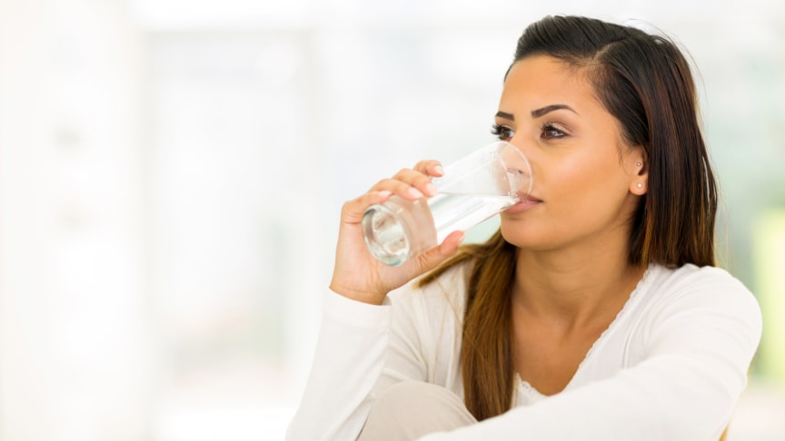 Hydrating properly can help beat the post-holiday blues brought on by overindulging in food, sweets and alcohol