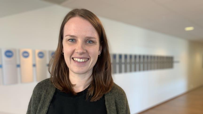 Stine Fossdal (31) er ny Business Controller i Hedin Automotive