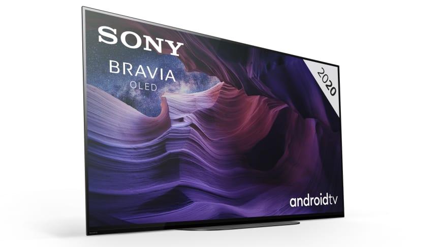 MASTER Series A9 de Sony : La meilleure TV compacte pour le cinéma et le jeu vidéo de Sony