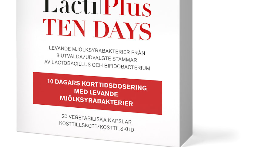 LactiPlus Ten Days