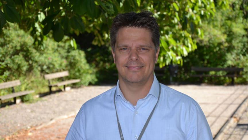 Per Österborg, Key Account Manager på Nokas.