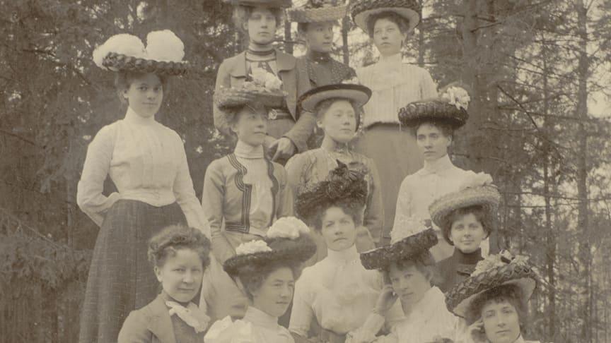 INSTÄLLT: Ellen Keys kvinnliga nätverk