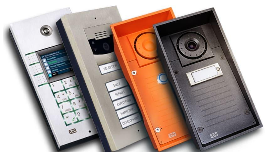 IP-porttelefoner från Gate Security