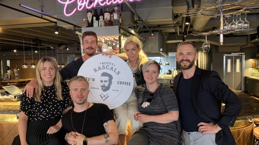 Eventet A Day To Movember skapas av Clarion Hotel Amaranten, Rusty Rascals, Barber Supplier och Beardshop.se