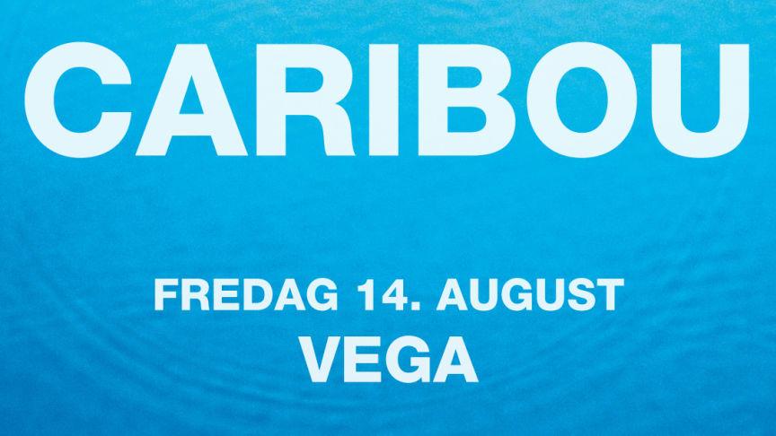Nyt album og koncert med Caribou!