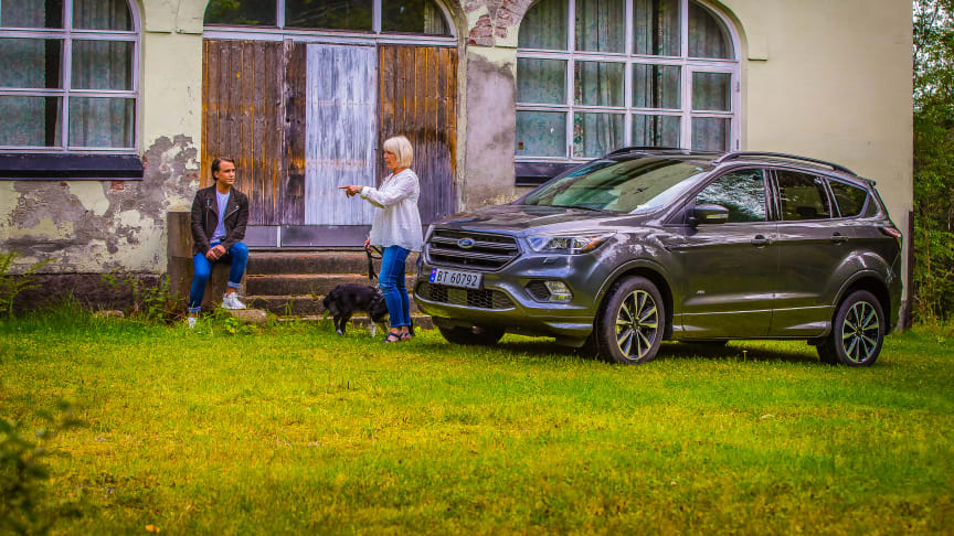 Som skapt for Norge: Derfor er Ford Kuga alltid mitt førstevalg