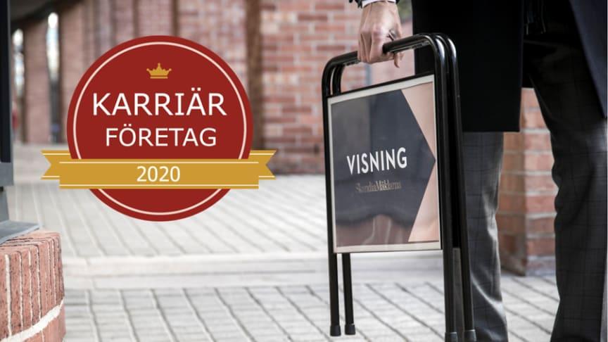 SkandiaMäklarna ett karriärföretag
