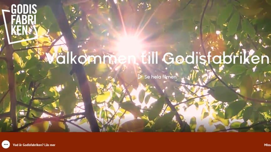 Följ vad som händer i Godisfabriken på den nya sajten. godisfabrikengavle.se