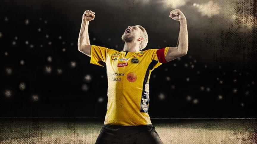 Cupmästarna IF Elfsborg hyllas på Sandwalls Plats i Borås