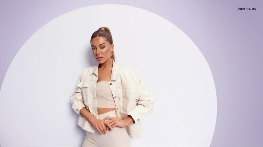 Bianca Ingrosso i nytt samarbete med Nelly