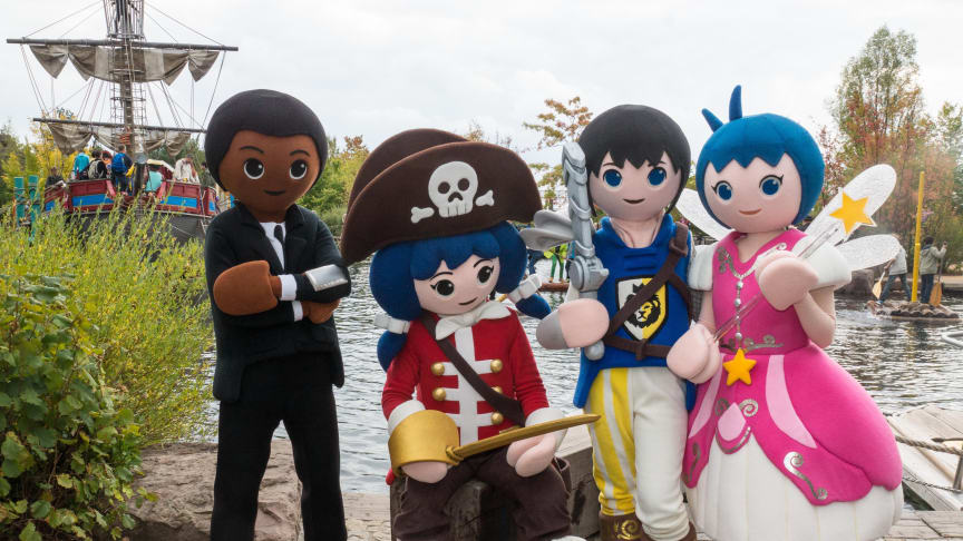 Tolle Aktions-Highlights im PLAYMOBIL-FunPark