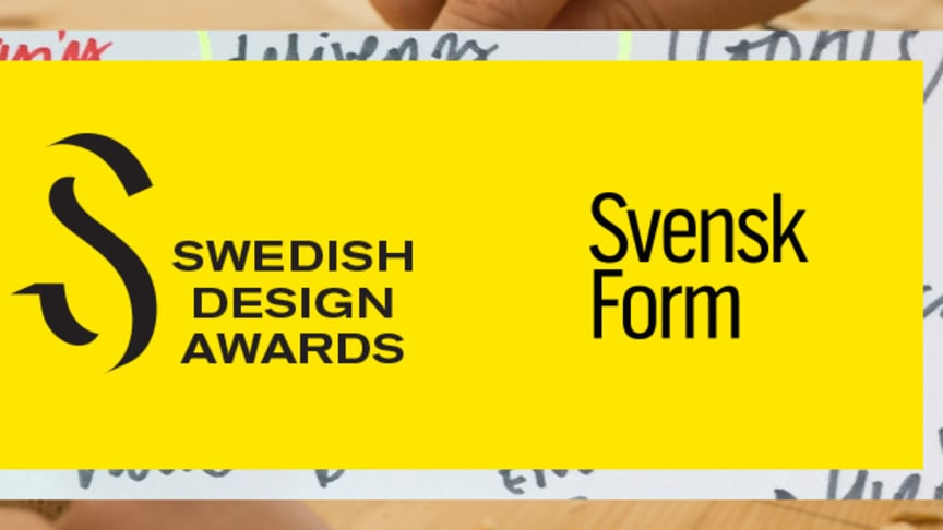 Design S 2018 – de är nominerade