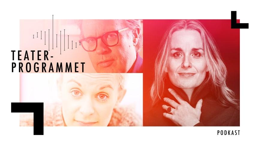 Eirik Stubø, Kjersti Horn og Hilde Sandvik snakker om Lars Noréns betydning i Nationaltheatrets podkast Teaterprogrammet.