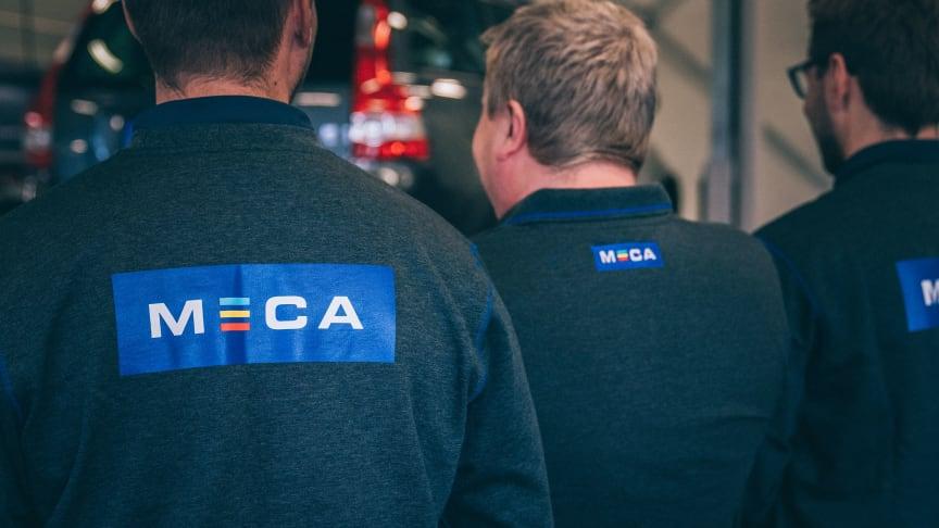 MECA öppnar ny butik i Vetlanda.