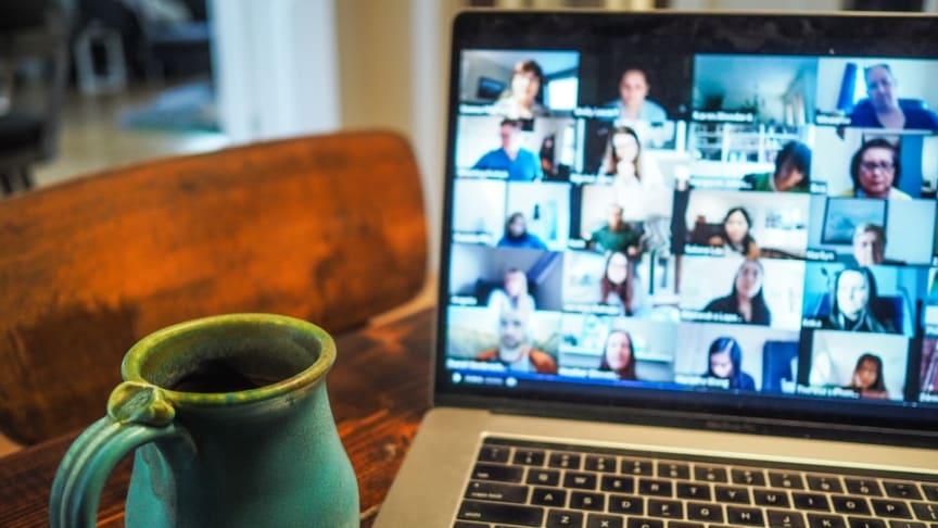 Sveriges största digitala nätverkslunch med tema mångfald