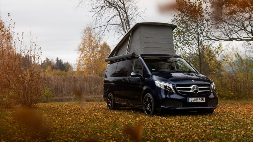 Mercedes Marco Polo indtager Danmark
