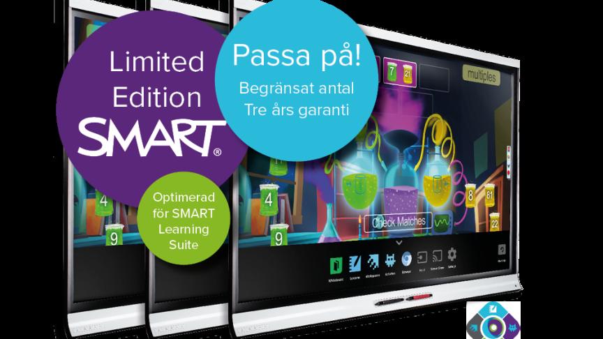 Kampanj Limited Edition SMART Board iQ