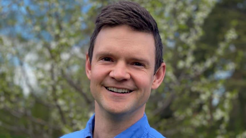 Anders Nyberg är Sveriges Bästa Lärare 2021