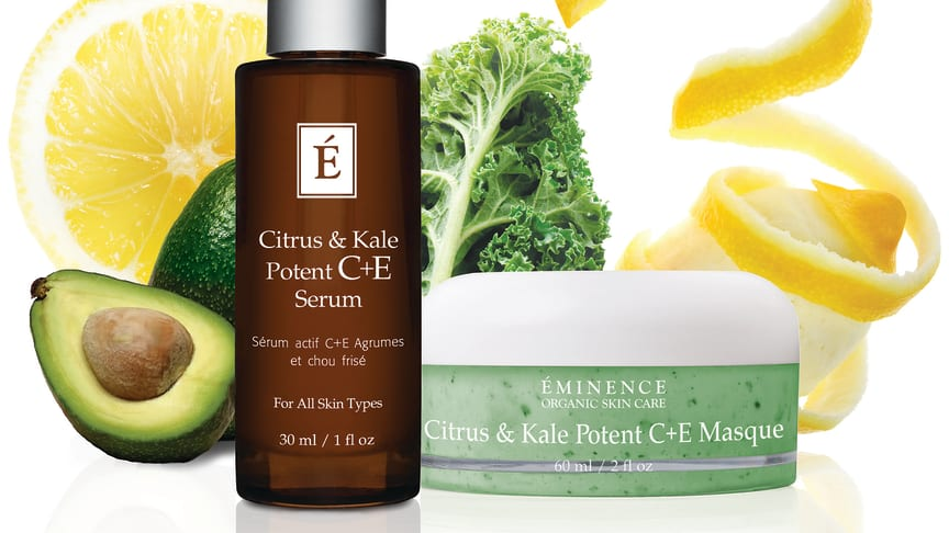 Éminence Organic Skincare Potent C+E Collection