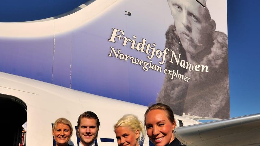 Norwegian transportó una cifra récord de pasajeros durante el mes de julio con un sólido coeficiente de ocupación