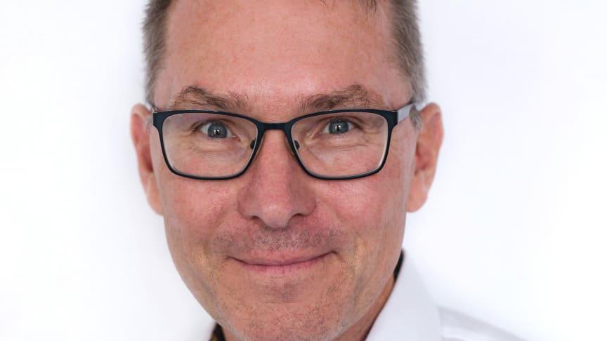 Familjeterapeut Johan Hagström