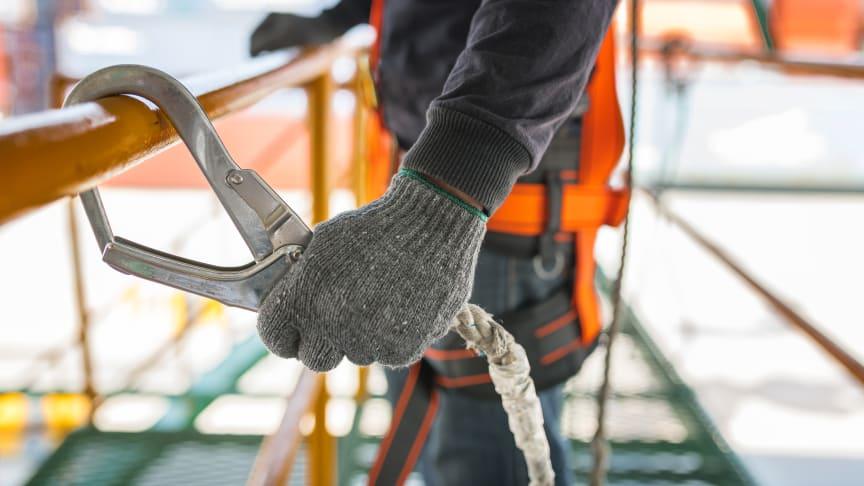 Norsk byggebransje best på sikkerhet