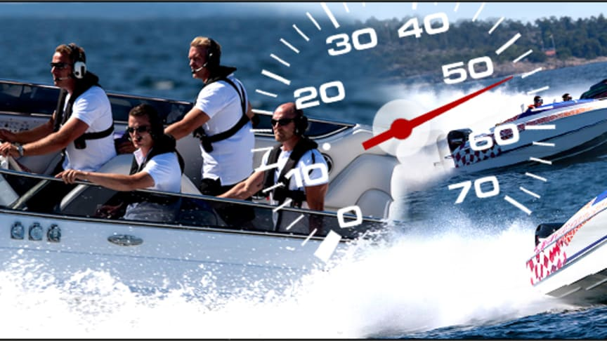 CoastKey sponsrar skärgårdens snabbaste båt 2011