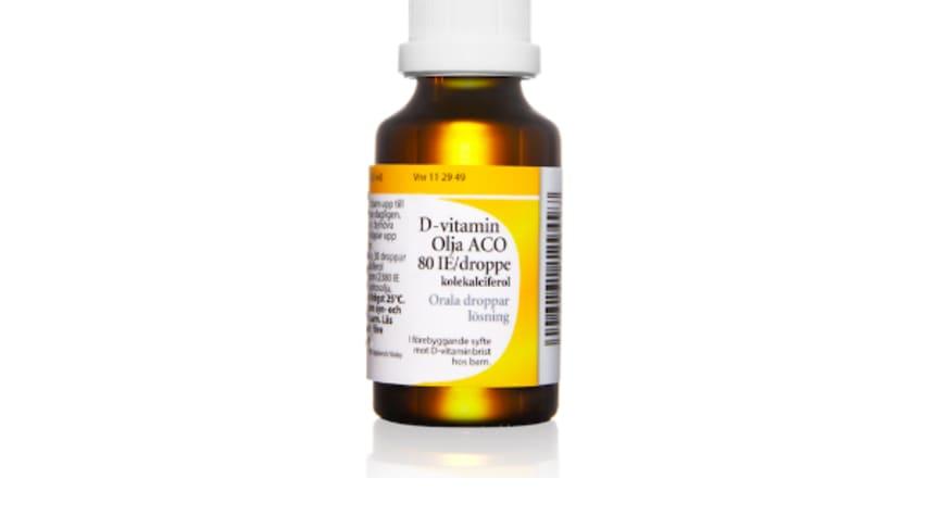 ACO D-vitamin olja