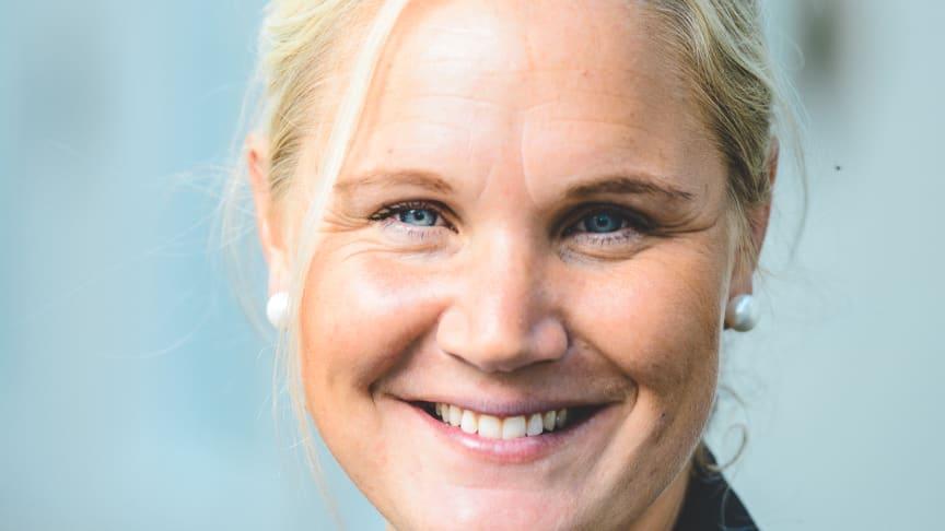 Maria Bolin Anvill tillträder i september som vd för Utvecklingsklustret Energi AB.