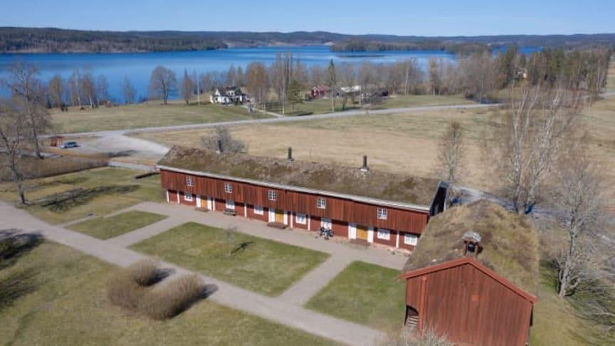 Siggebohyttans bergsmansgård. Foto: Örebro läns museum
